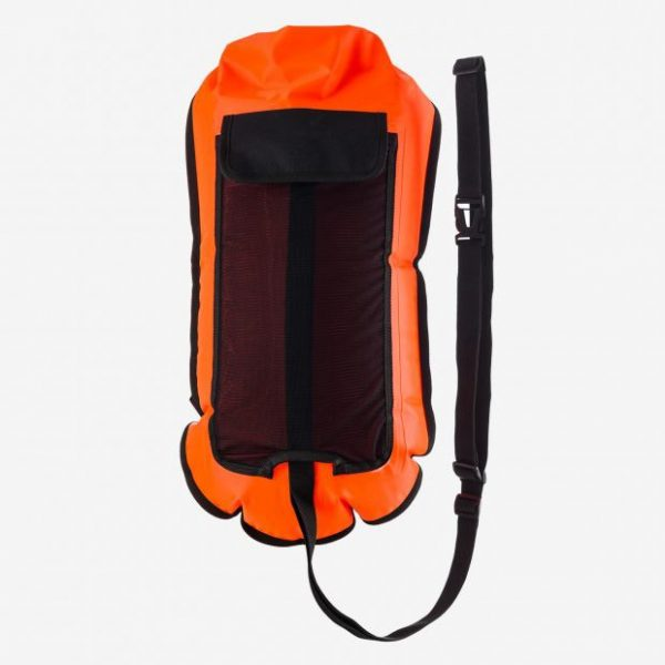 ORCA Safety buoy with hydration bladder pocket 2