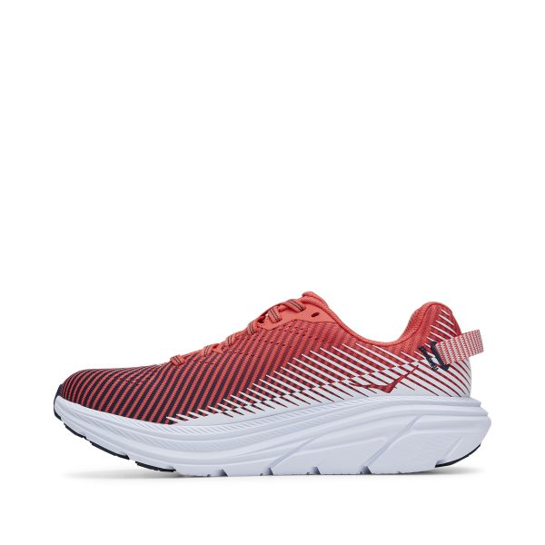 HOKA - RINCON 2 Women HOT CORAL/WHITE 6