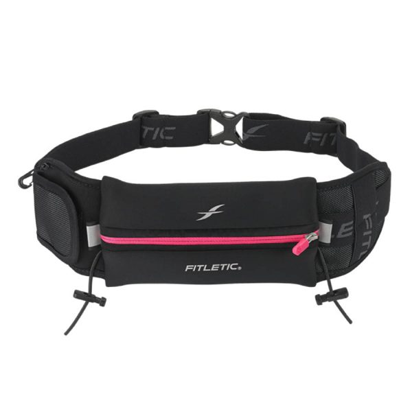 FITLETIC ULTIMATE II RUNNING POUCH WITH GELS 2