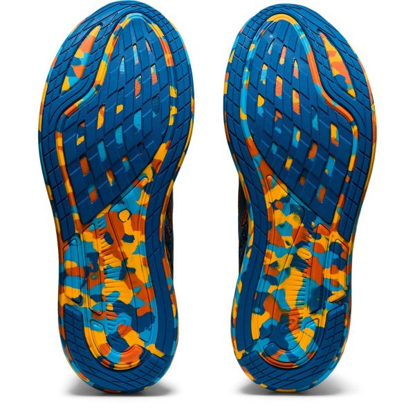 ASICS NOOSA TRI 13 DIGITAL AQUA/MARIGOLD ORANGE MEN 6