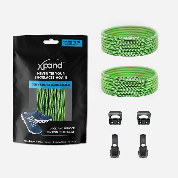 XPAND Quick-Release Lacing System CLOVER 1
