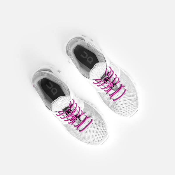 XPAND Quick-Release Lacing System NEON PINK 3