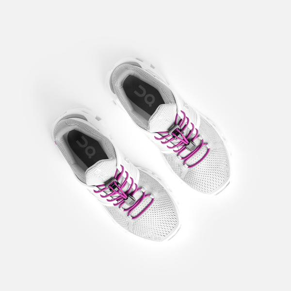 XPAND Quick-Release Lacing System MAGENTA 3
