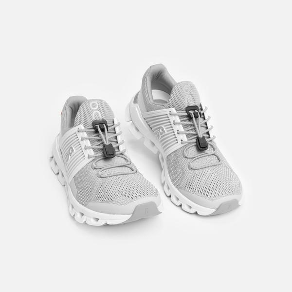 XPAND Quick-Release Lacing System STEEL REFLECTIVE 2