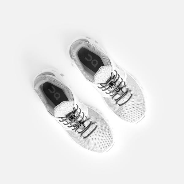 XPAND Quick-Release Lacing System GRAY 3